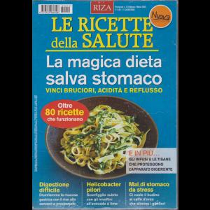 Le ricette della salute - La magica dieta salva stomaco - n. 14 - bimestrale - febbraio - marzo 2020 -