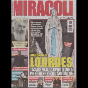 Miracoli e misteri - n. 5 - settimanale - 5 febbraio 2020 -