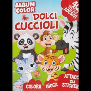 Album color Dolci cuccioli - n. 47 - bimestrale - 23 gennaio 2020 -