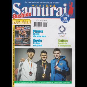 Samurai Bushido Pugilato - n. 2 - febbraio 2020 - speciale 80 pagine