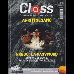 Class - n. 401- 402 - gennaio - febbraio 2020 - mensile