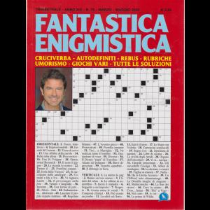 Fantastica enigmistica - n. 75 - trimestrale - marzo -maggio 2020 -