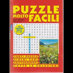 Puzzle molto facili - n. 95 - bimestrale - marzo - aprile 2020 -  100 pagine