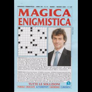 Magica enigmistica - n. 61 - trimestrale - marzo - maggio 2020 -