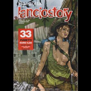 Raccolta di Lanciostory - n. 602 - 8 febbraio 2020 - mensile  - 33 fumetti