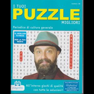 I tuoi puzzle migliori - n. 18 - bimestrale - 7/2/2020 -