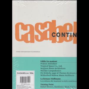 Casabella continuità 906 - febbraio 2020 - italiano + inglese