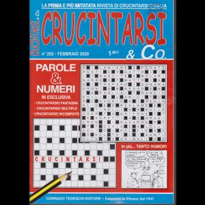Crucintarsi & Co. n- 253 - febbraio 2020 - mensile