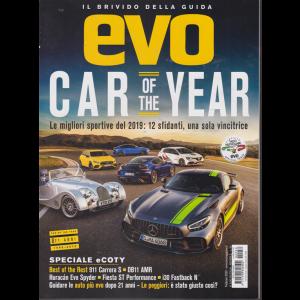 Evo car of the year - n. 56 - febbraio 2020 - mensile -