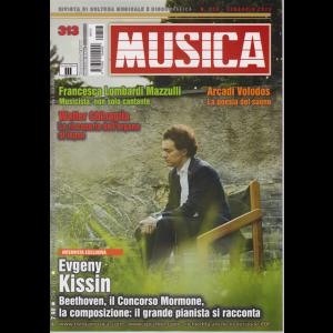Musica - n. 313 - febbraio 2020 - mensile