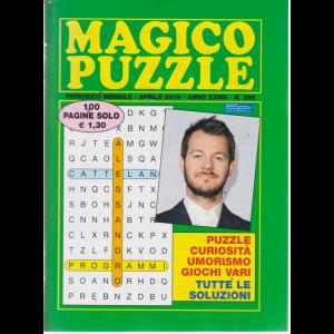 Magico Puzzle - n. 299 - mensile - aprile 2019 - 100 pagine