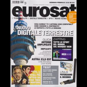 Eurosat - n. 316 - gennaio - febbraio 2020 - mensile