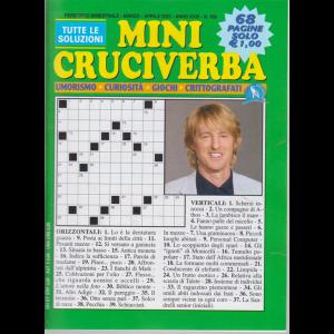 Mini cruciverba - n. 166 - bimestrale - marzo - aprile 2020 - 68 pagine