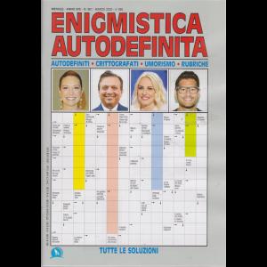 Enigmistica autodefinita - n. 361 - mensile - marzo 2020