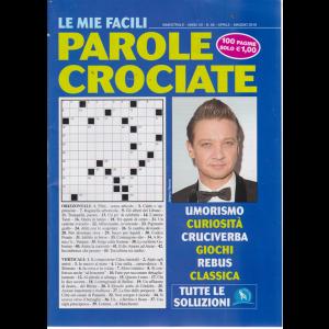 Le Mie Facili Parole crociate - n. 66 - bimestrale - aprile - maggio 2019 - 100 pagine