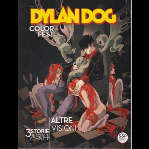 Dylan Dog color fest - Altre visioni - n. 32 - trimestrale - febbraio 2020