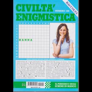 Raccolta Civiltà enigmistica - n. 106 - mensile - febbraio 2020 -