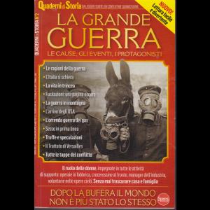 Quaderni di storia - n. 2 - La grande guerra - bimestrale - febbraio - marzo 2020 -