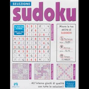 Selezione sudoku - n. 29 - bimestrale - 10/2/2020 -