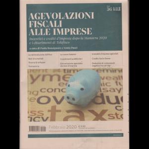 Agevolazioni fiscali alle imprese - febbraio 2020 - n. 1 -