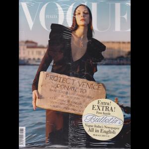 Vogue - n. 834 - edizioni Condè nast - febbraio 2020 - mensile -