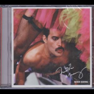 Cd Sorrisi collezione 2 n. 82 - settimanale - 11/2/2020 - Freddie Mercury - Never boring -