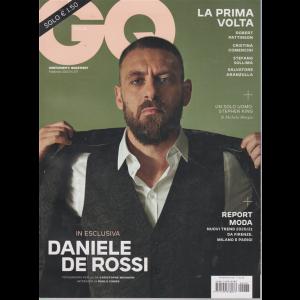 GQ - n. 237 - febbraio 2020 - mensile