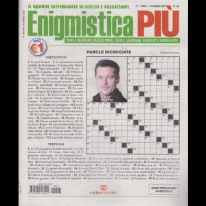 Enigmistica Più - n. 7 - 18 febbraio 2020 - settimanale