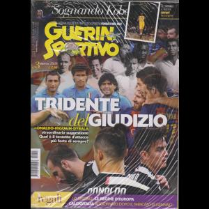 Guerin Sportivo + Guerin Sportivo extra - n. 3 - 3 marzo 2020 - mensile - 2  riviste