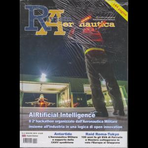 Rivista Aeronautica - n. 6 - bimestrale - novembre - dicembre 2019 - 144 pagine