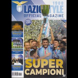 Lazio style official magazine - n. 110 - mensile - gennaio 2020 -