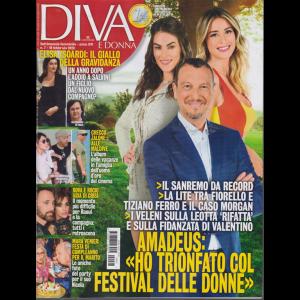 Diva e donna - n. 7 - settimanale femminile - 18 febbraio 2020