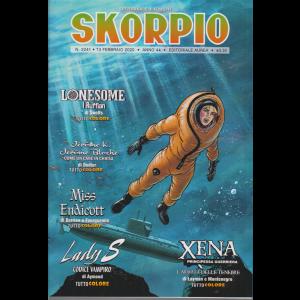 Skorpio - n. 2241 - 13 febbraio 2020 - settimanale di fumetti