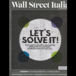 Wall Street Italia - n. 2 - mensile - 5/2/2020