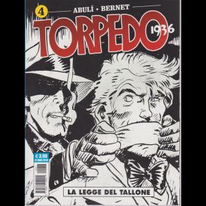 Cosmo Serie Blu - Torpedo  -  1936 - La legge del tallone - 21 marzo 2019 - mensile