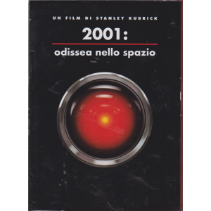I Dvd Fiction Di Sorrisi -n. 4 - Stanley Kubrick collection - 2001: odissea nello spazio - 2° dvd 19/3/2019 -