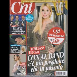 Chi + Donna moderna - n. 7 - 12 febbraio 2020 - settimanale - 2 riviste