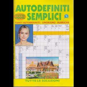 Autodefiniti semplici - n. 97 - bimestrale - marzo - aprile 2020 -