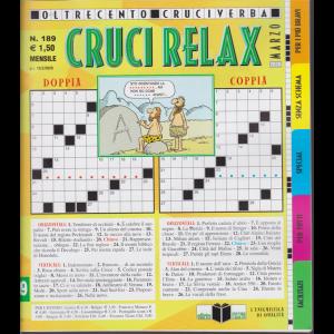 Cruci relax - n. 189 - mensile - 15/2/2020