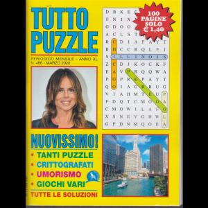 Tutto puzzle - n. 466 - mensile - marzo 2020 - 100 pagine