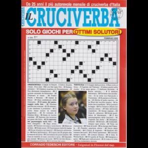Il cruciverba - n. 313 - mensile - 14/2/2020