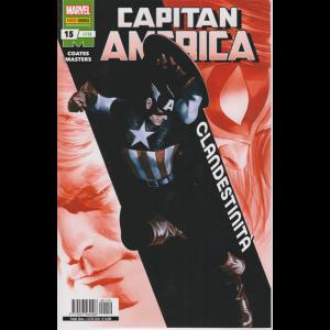 Capitan America -Clandestinità - n. 119 - mensile - 13 febbraio 2020