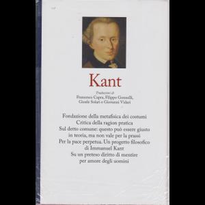 I grandi filosofi - Kant - n. 17 - settimanale - 14/2/2020 - copertina rigida