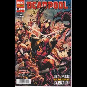Deadpool - Deadpool contro Carnage! - n. 150 - mensile - 13 febbraio 2020