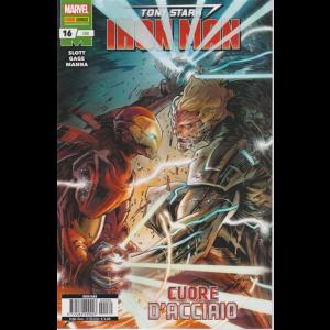 Iron Man - n. 80 - mensile - 13 febbraio 2020 . Cuore d'acciaio -