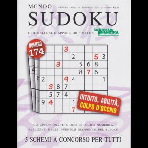 Mondo sudoku - n. 174 - mensile - febbraio 2020
