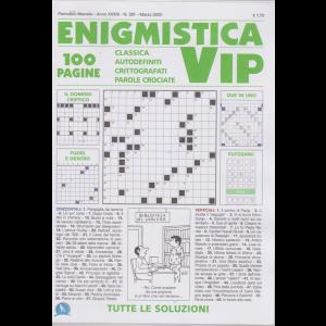 Enigmistica Vip - n. 381 - mensile - marzo 2020 - 100 pagine