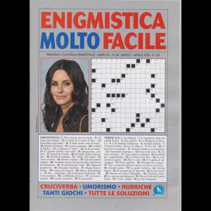 Enigmistica molto facile - n. 99 - bimestrale - marzo - aprile 2020 -