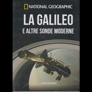 National Geographic - La Galileo e altre sonde moderne - n. 54 - quindicinale - 14/2/2020- copertina rigida