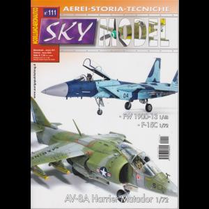 Sky - bimestrale - febbraio - marzo 2020 - n. 111 - Modellismo Aeronautico